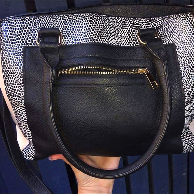 Women's Black Bag