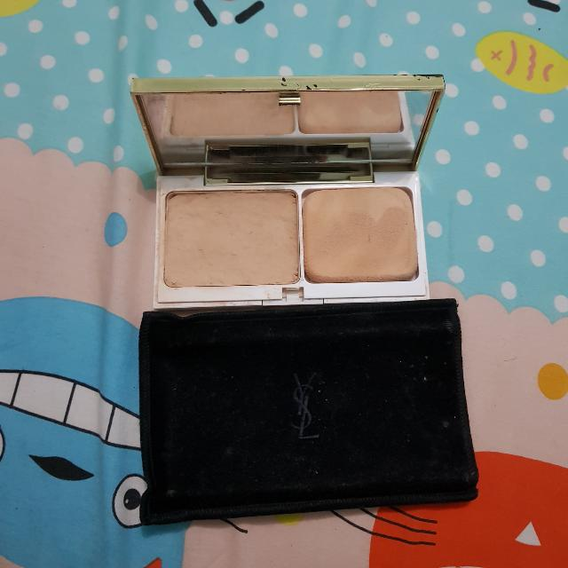 Ysl Powder Forever Light Creator Compact
