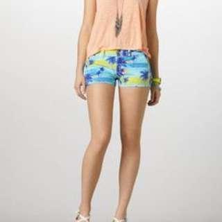 AE twill Shorts