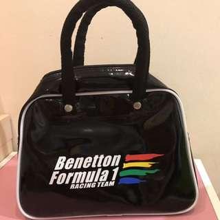 Benetton 防水手提包
