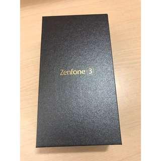 ASUS Zenfone3 (64GB) 寶藍黑
