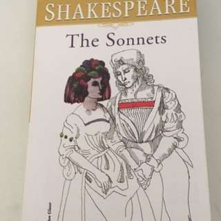 Shakespeare's The Sonnets Book