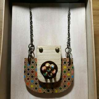 MOTH Necklace (PRELOVED)