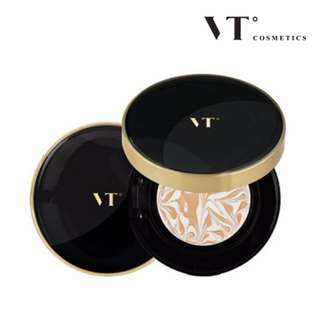 VT COSMETIC Essence Skin Foundation Gold Moisture Pact 12g