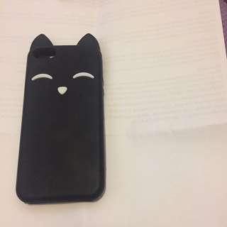iPhone 5/5s Cat Phone Case