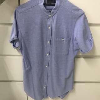 Zara Kemeja Biru