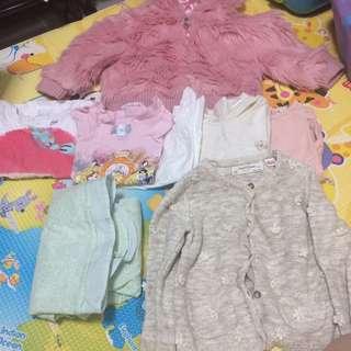 女童2-3歲衣服