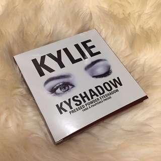 Kylie Cosmetics Bronze Kyshadow Palette
