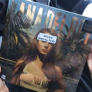 Lana Del Rey's Paradise Vinyl