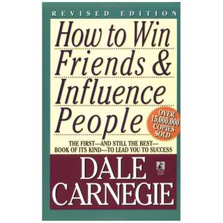 How to Win Friends and Influence People eBook - FREE!
