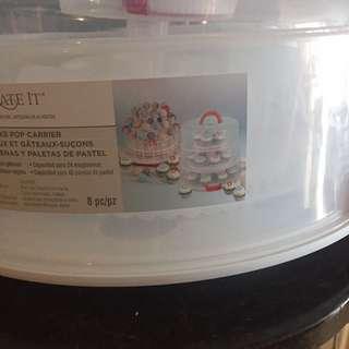 Cupcake And Cake Pop Stand