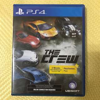 (PS4)THE CREW