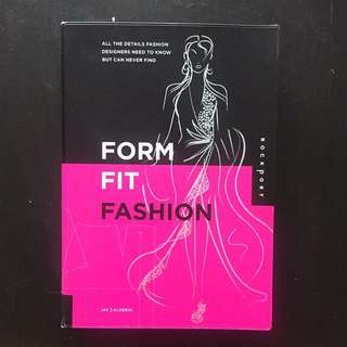 Form, Fit, Fashion Book