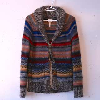 Wilfred Coloured Striped Knit