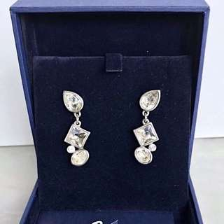 Authentic Swarovski Crystal Earrings