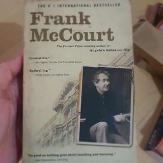 The Teacher Man By Frank Mccourt