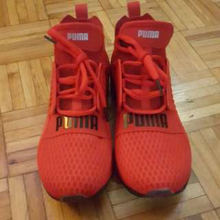 REDUCED PRICE - Puma Ignite Limitless RED