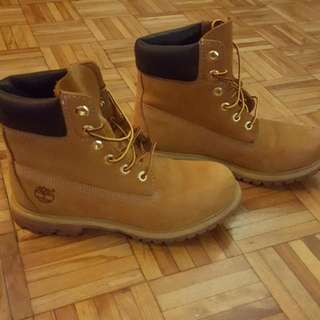 LOWEST PRICE! - Timberland Boots 8.5 WOMENS