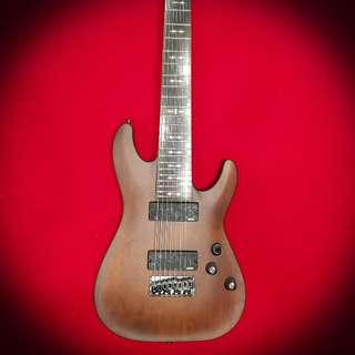 Schecter Guitar Omen 8 Walnut Satin