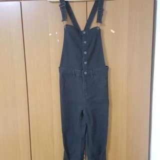 H&M Jumpsuit (Black)