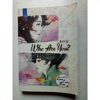 Novel Who Are You by Lim Eun Hee
