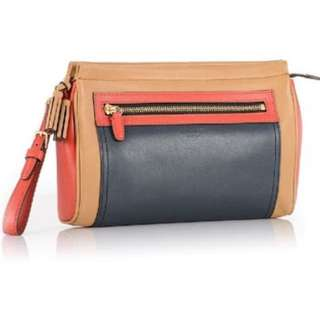Coach Legacy Colorblock Clutch