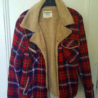Checkered Winter Jacket