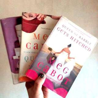 Queen Of Babble Series by: Meg Cabot