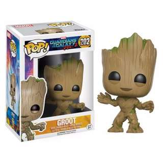 [Instocks] Funko POP! Guardians of the Galaxy 2: Toddler Groot #UOBPayNow