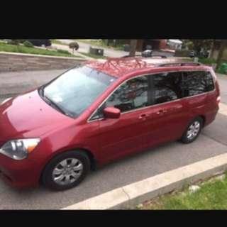 Honda Oddessy 2005 182 K Only