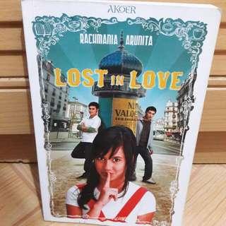 Novel Lost In Love - Rachmania Arunita - Preloved