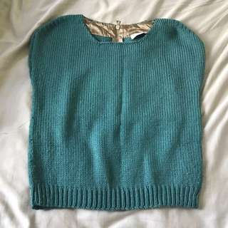 Dries van noten knit top