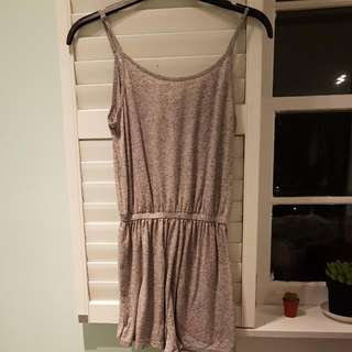 Grey H&M Romper