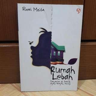 Novel Rumah Lebah - Ruwi Meita - Preloved