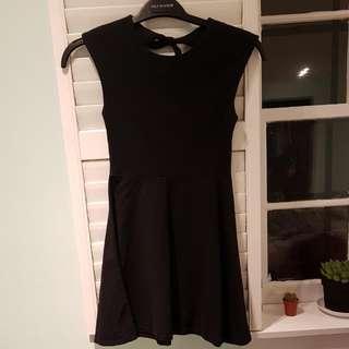 Talula Black Skater Dress