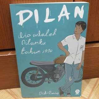Novel DILAN 1 - Pidi Baiq - Preloved