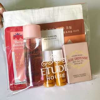 Etude House Beauty Pack