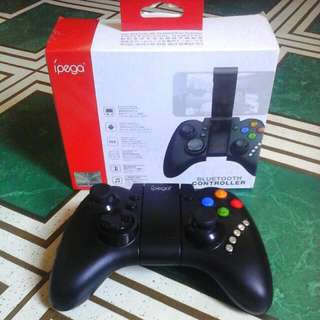 ipega ,bluetooth controller for any android ,support 3.2 o.s up
