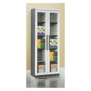 Tisha 2 Door Book Cabinet (DA3263)