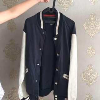 Varsity Jacket Details