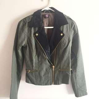 Khaki Jacket size S