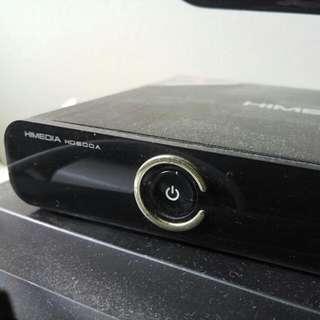 Himedia HD600A TV Box