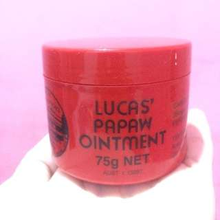 Lucas Papaw Ointment 75gr