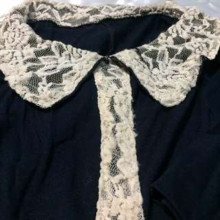 Short Blouse Lacey Dongker