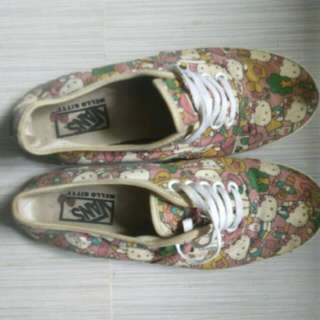 Vans Orig Hello Kitty