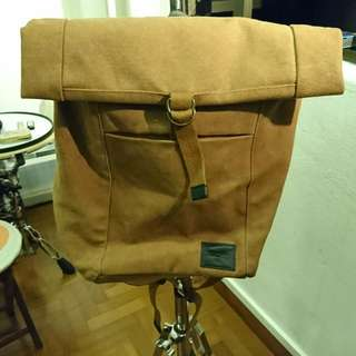 e4b69ec02e6 NIXON Hudson Toploader Backpack (Tobacco)
