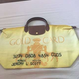 Jeremy Scott For Longchamp Bag (Large)
