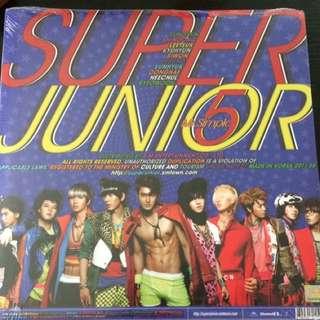 💥全新💥Super Junior 5輯Mr.simple