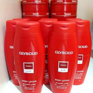 GlySolid Classic Body Lotion