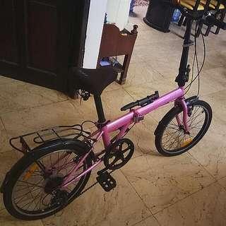 sepeda lipat jarang pakai